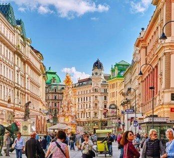 Wien, Quelle: VitalyEdush/istockphoto
