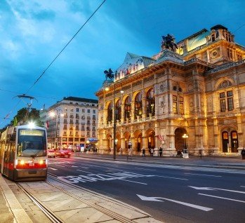Wien, Quelle: AndreyKrav/istockphoto
