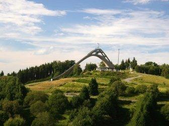 Skisprungschanze Winterberg