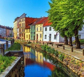 Wismarer Bucht, Quelle: scanrail/istockphoto
