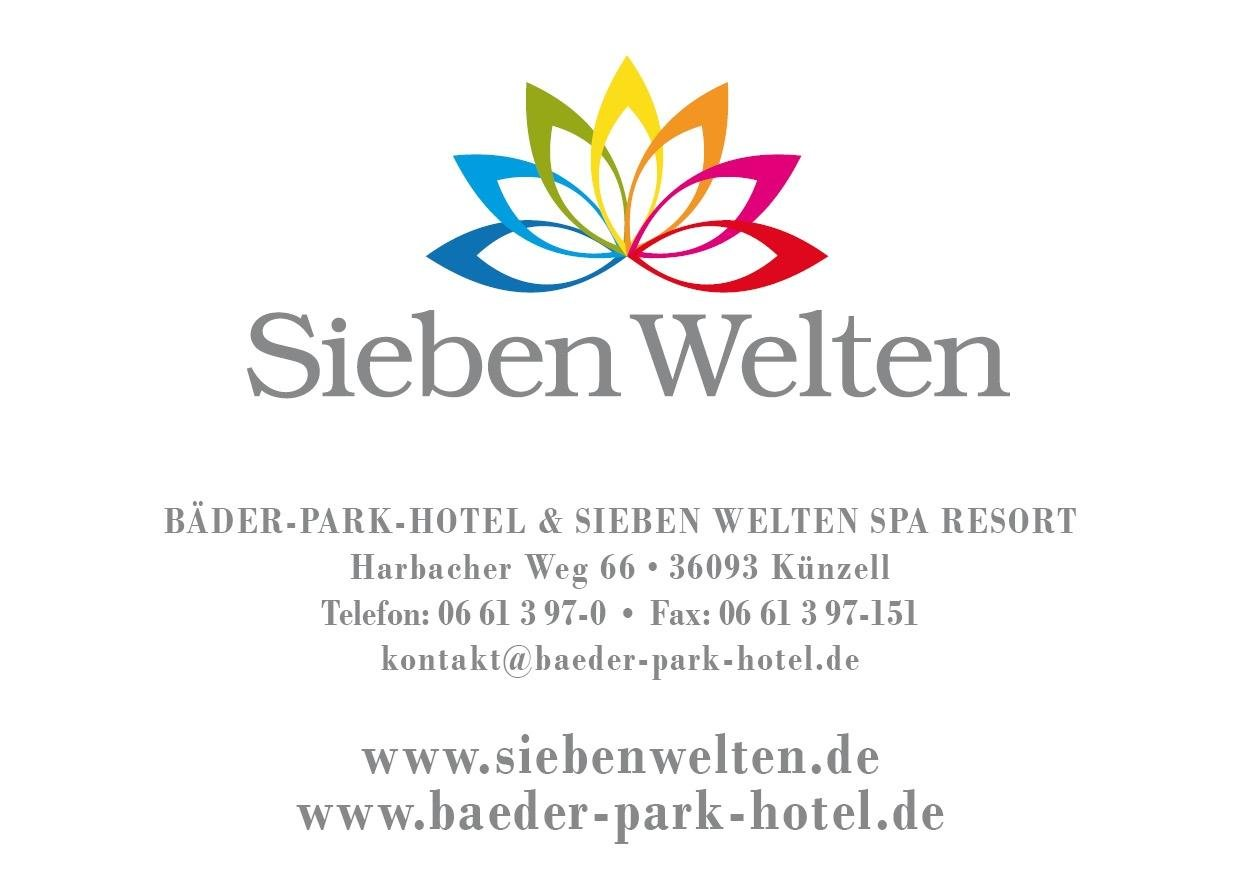 hotel b der park hotel sieben welten therme spa resort in fulda k nzell verwoehnwochenende. Black Bedroom Furniture Sets. Home Design Ideas