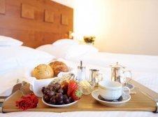 Frühstück am Bett