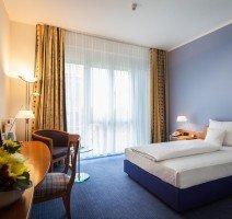 Zimmer, Quelle: (c) BEST WESTERN Hotel Am Straßberger Tor