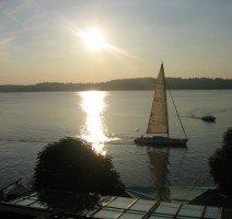 Starnberger See, Quelle: Seehotel Leoni