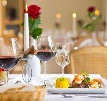 Abendessen, Quelle: (c) ACHAT Plaza Kulmbach