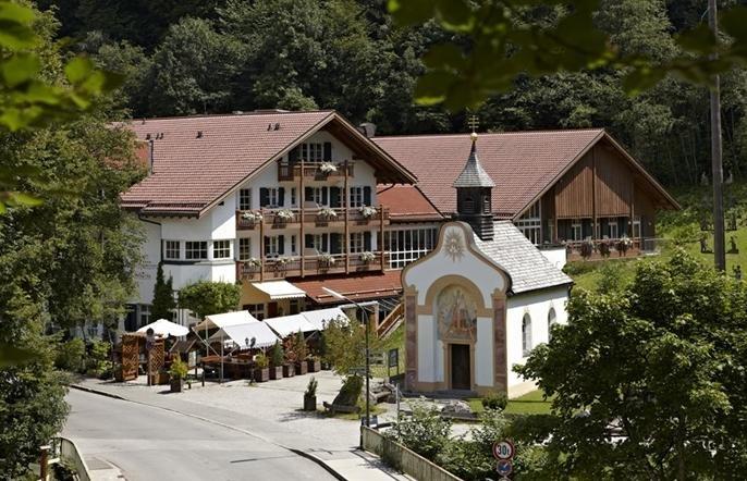 Kuscheltage im Hotel Haus Hammersbach in Grainau