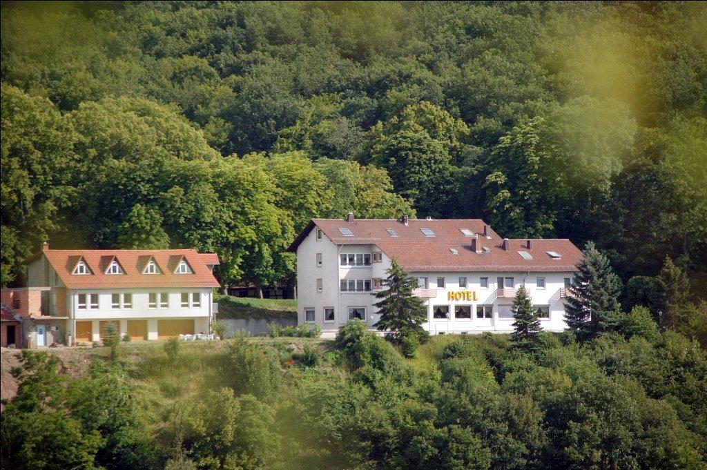 Wandertage im Nordpfälzer Bergland in Obermoschel