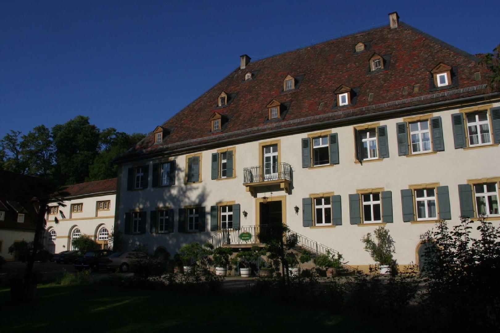 Erholung im Schloss