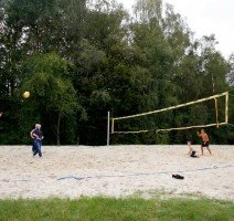 Beachvolleyball, Quelle: (c) Sonnenresort Maltschacher See