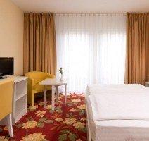 Doppelzimmer, Quelle: (c) ACHAT Comfort Heidelberg/Schwetzingen
