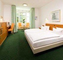Doppelzimmer, Quelle: (c) ACHAT Plaza Kulmbach