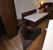 Einzelzimmer, Quelle: (c) Romantica Hotel Blauer Hecht