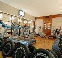Fitnessbereich, Quelle: Ameron Parkhotel Euskirchen