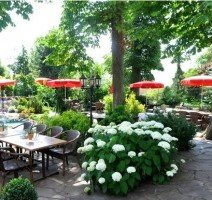 Gartenrestaurant, Quelle: (c) Hotel Gerbe
