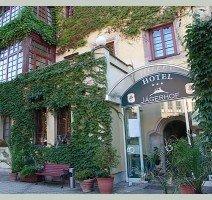 Hoteleingang, Quelle: