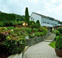 Hotelgarten, Quelle: (c) Flair Landhotel Püster