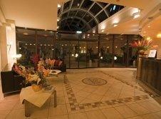 Lobby im Haupthaus