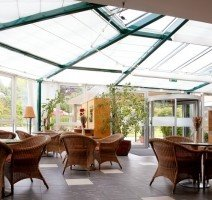 Lounge, Quelle: (c) Sonnenhotel Hafnersee