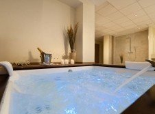 Privater Spa Bereich