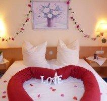Romantikzimmer, Quelle: Hotel Sonnenhof.Köhne