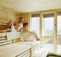 Sauna, Quelle: (c) Baltic Resort Boltenhagen