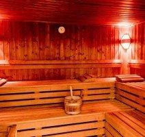 Sauna, Quelle: (c) ACHAT Plaza Frankfurt/Offenbach