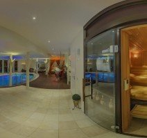 Sauna, Quelle: (c) Luxfit Private SPA