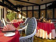Sommerrestaurant