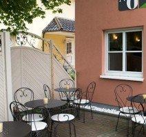 Terasse, Quelle: (c) ACHAT Comfort Heidelberg/Schwetzingen