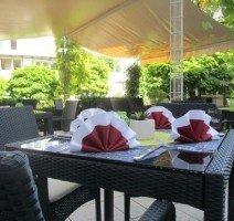 Terasse, Quelle: (c) BEST WESTERN Hotel Am Straßberger Tor