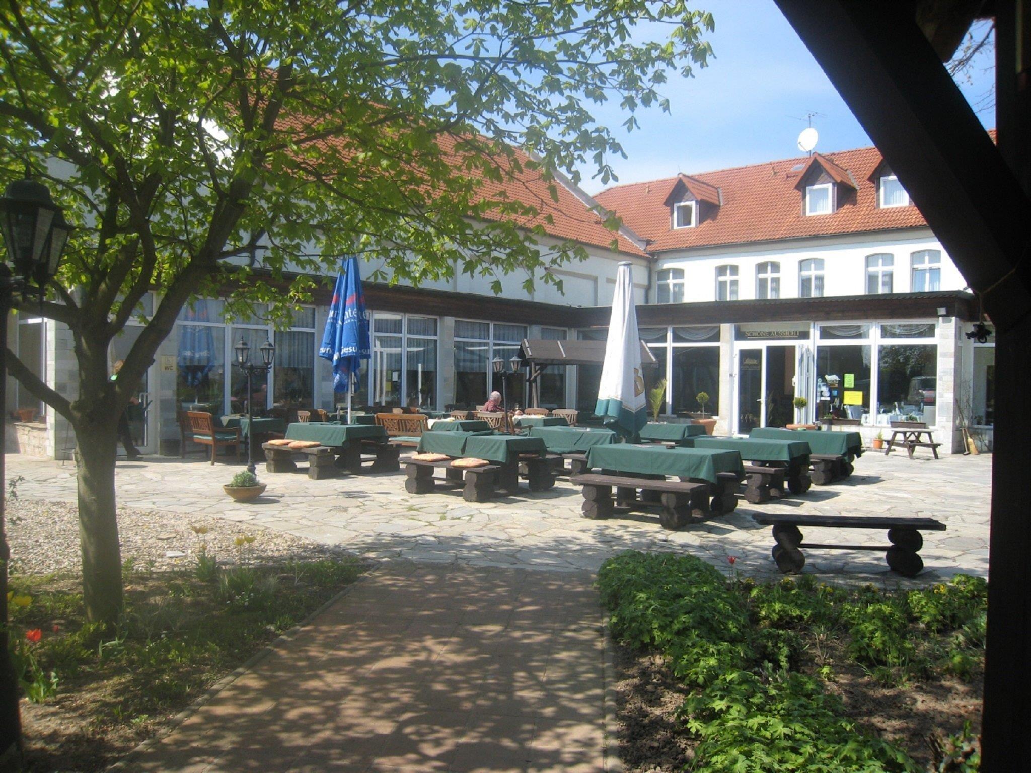 Hotel Hotel Restaurant Schone Aussicht In Weissenfels