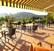 Terrasse, Quelle: HotelSonnenhof.Köhne