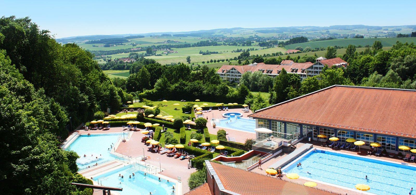 Hotel Drei Quelle Bad Griesbach
