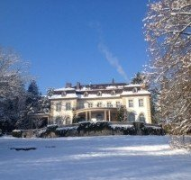 Villa Im Winter, Quelle: