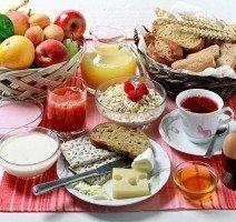 Vital-Frühstück, Quelle: