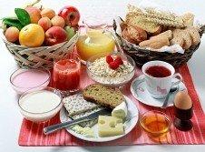 Vital-Frühstück
