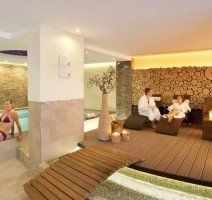 Wellnessbereich, Quelle: (c) advena Hotel Hohenzollern City Spa