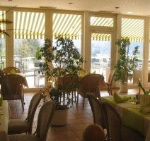 Wintergarten, Quelle: Hotel Sonnenhof.Köhne