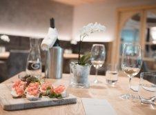 Abendessen im Tiefenbrunn