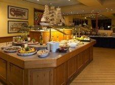 Abendessen Nordsee-Hotel Deichgraf Cuxhaven