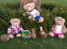 Ach du dickes Ei - Ostern in der Strandhalle