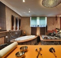 African Spa Suite, Quelle: Parkhotel Bad Bayersoien