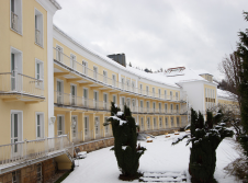 AKZENT Hotel Am Burgholz - Hotel-Außenansicht