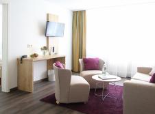 AKZENT Hotel Am Burgholz - Zimmer