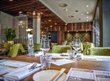AKZENT Hotel Laupheimer Hof - Restaurant