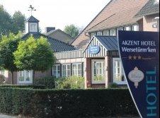 AKZENT Hotel Wersetürmken Münster