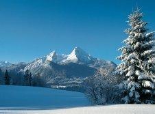 Alpen Bergwelt