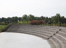 Amphitheater des Hotels