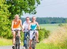 Angebot für Fahrradfahrer