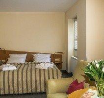 30 geschmackvoll eingerichtete Zimmer und 12 großzügige Hotel-Appartements bieten allen Komfort., Quelle: (c) Vitalotel Roonhof